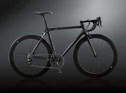 Hublot All Black Rennrad ganz in schwarz