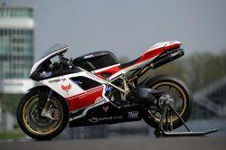Red Fenix Ducati 1198RF