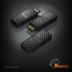 Gresso Grand Monaco USB Stick