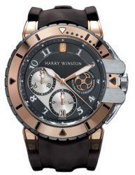 Harry Winston Ocean Diver Chronograph