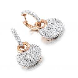 Al Coro goldene Diamant-Täschchen