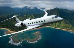 Gulfstream G650 Businessflieger