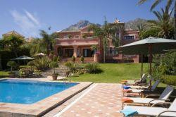 exklusive Villa zur Miete in Marbella