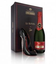 Piper Heidsieck by Christian Louboutin