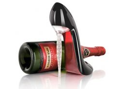 Piper Heidsieck Champagner by Christian Louboutin