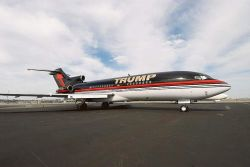 Privatjet von Donald Trump