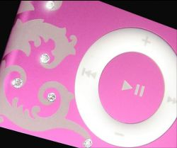 iPod Diamond Shuffle Renaissance Edition