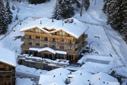 Urlaub in Richard Branson's Ski Lodge