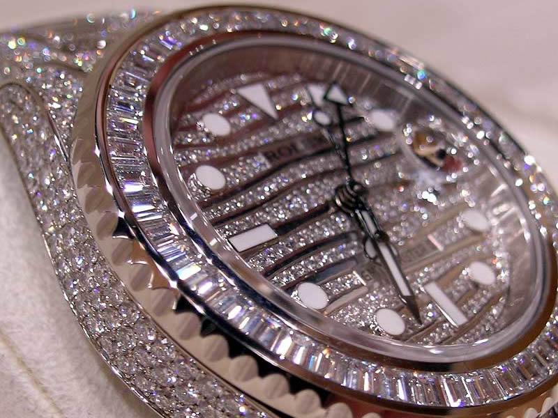 Die Wirklich Teuerste Rolex Der Welt Richtigteuer De