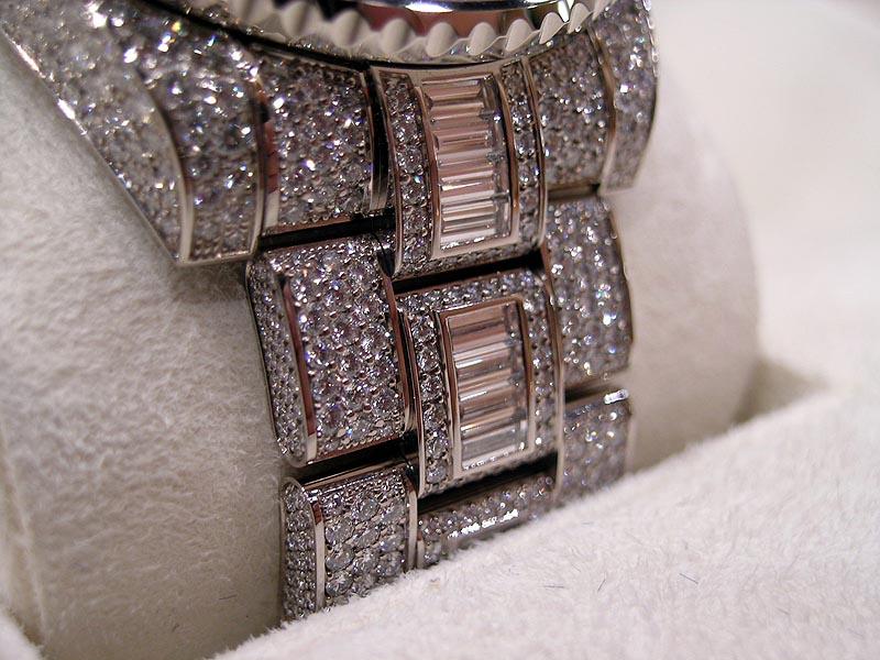 Rolex GMT Master II Ice