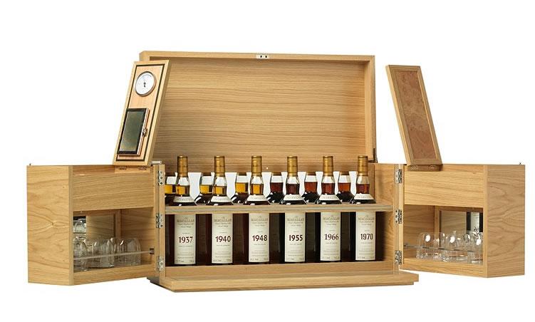 Macallan Linley Whisky Box - richtigteuer.de