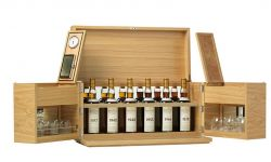 Macallan Linley Whisky Box