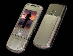 Nokia Supreme Handy von Stuart Hughes