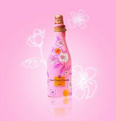 Veuve Clicquot SAKURA Rosé Ice Jacket