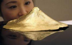 Ginza Tanaka verwandelt Gold in Berg