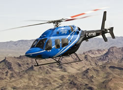 Bell Helikopter für 5 Millionen Dollar