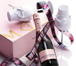 Moët & Chandon Champagner Geschenkset