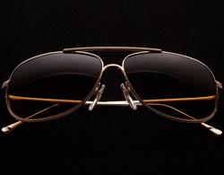 Platin Sonnenbrille von Bentley