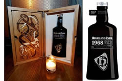 Highland Park Whisky Limited Edition 1968