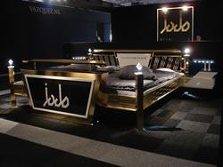 Das wohl teuerste Bett der Welt