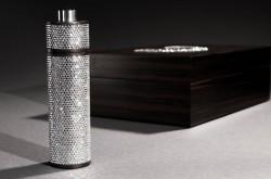 Pfeffer- und Salzstreuer mit Swarovski Kristallen