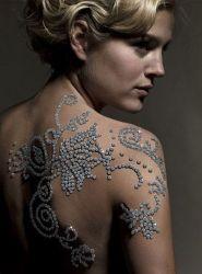 das teuerste Tattoo - oder so ähnlich
