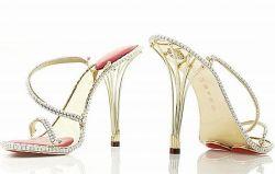 Diamant und Gold Stilettos für 113.000 Euro