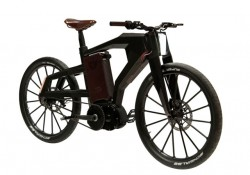 Limited Edition PG-Bikes Blacktrail E-Bike