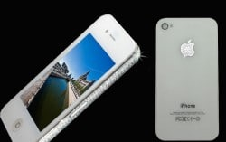 Apple iPhone 4G Diamond Edition von Stuart Hughes