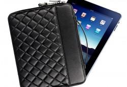 exklusive iPad Tasche von Chanel