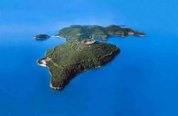 griechische Insel für 190 Millionen Dollar