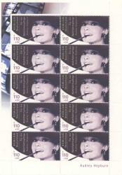 Hepburn Briefmarken bringen 430.000 Euro