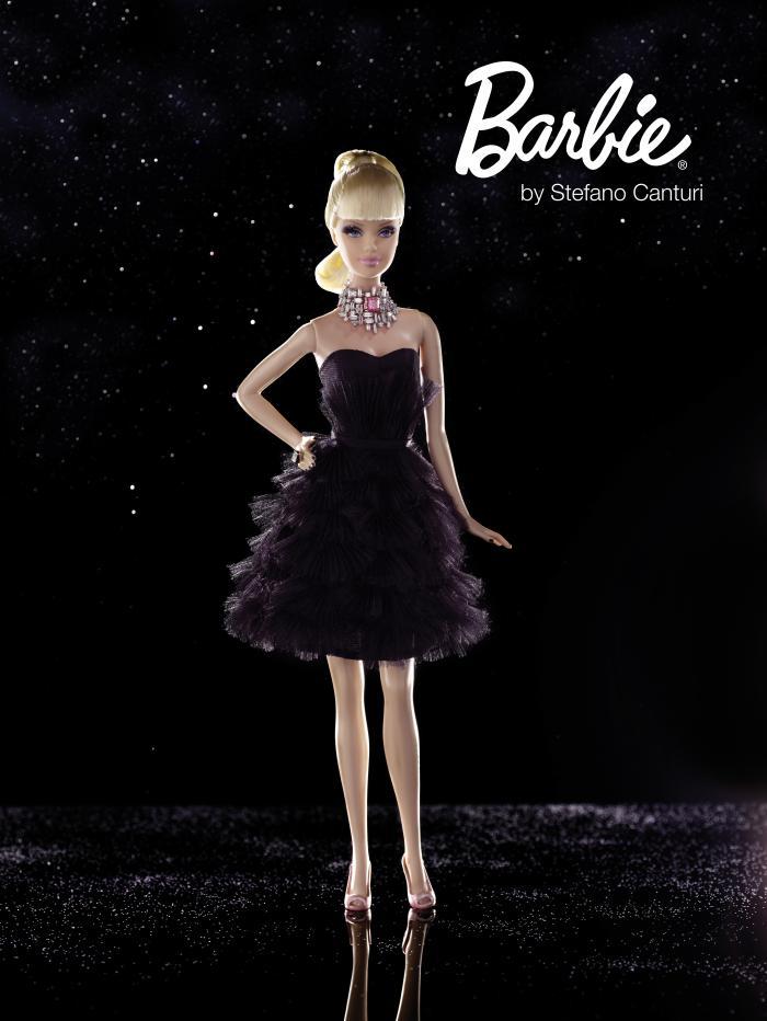Teuerstes kleid der welt  teuerste Barbie-Puppe der Welt von Stefano Canturi - richtigteuer.de