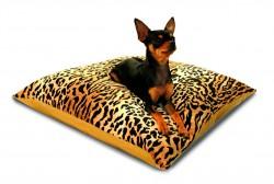 luxuriöses Hundekissen Cosy Tiger