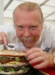 teuerstes Käse Sandwich von Martin Blunos