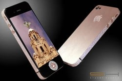 das teuerste iPhone 4 in der Diamond Rose Edition