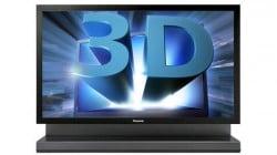 Panasonic 103-Zoll 3D-Fernseher