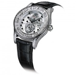 Corum Romvlvs Billionair Tourbillon