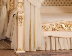 Baldacchino Supreme Bett von Stuart Hughes