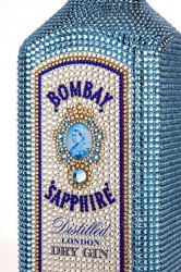 Bombay Sapphire Gin Swarovski Edition