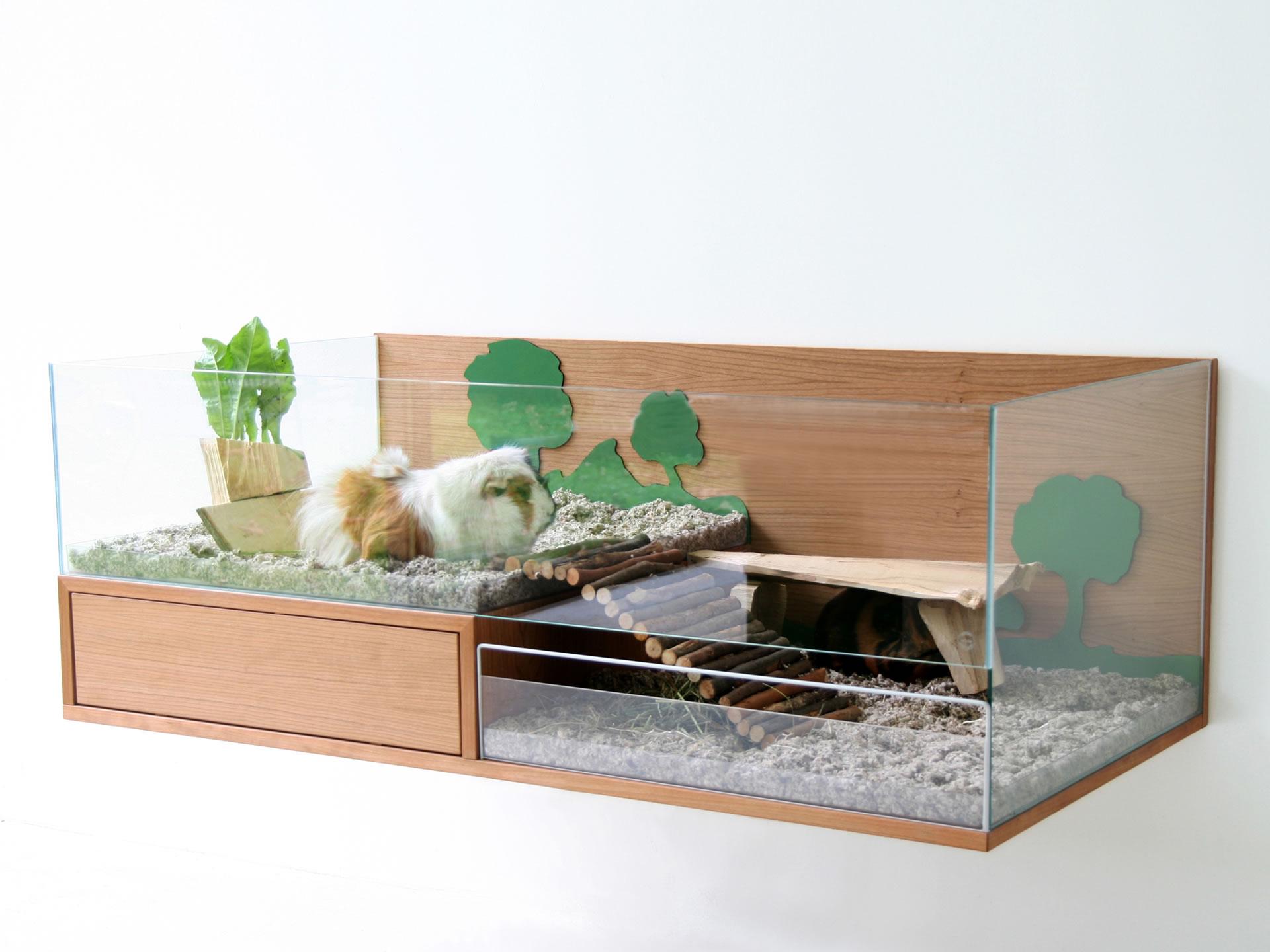 Luxus f r das geliebte meerschweinchen for Casita de plastico para jardin