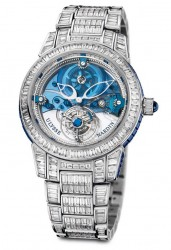 Ulysse Nardin Royal Blue Tourbillon Uhr
