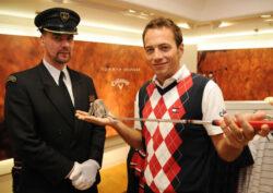 Diamant Putter für den extravaganten Golfer