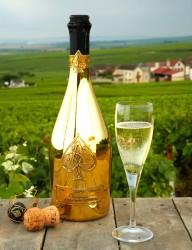 Armand de Brignac Champagner Gold