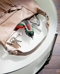 Bosch Akkuschraubendreher IXO mit Swarovski Kristallen