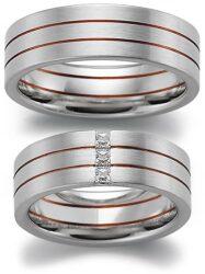 exklusive Ringe für die Hochzeit und fürs Leben