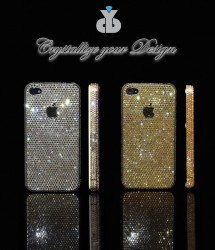 Crystallize your Design iPhone 4