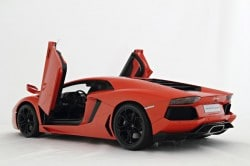 Limited Edition Lamborghini Aventador LP700-4