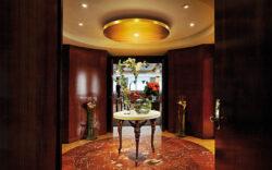 """Royal Penthouse Suite"" im Schweizer President Wilson Hotel in Genf"