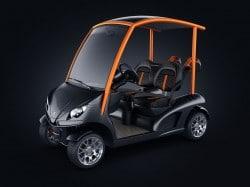 Garia Mansory Edition Golfwagen